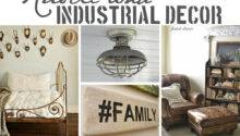 Rustic Industrial Decor Sundays Home Link
