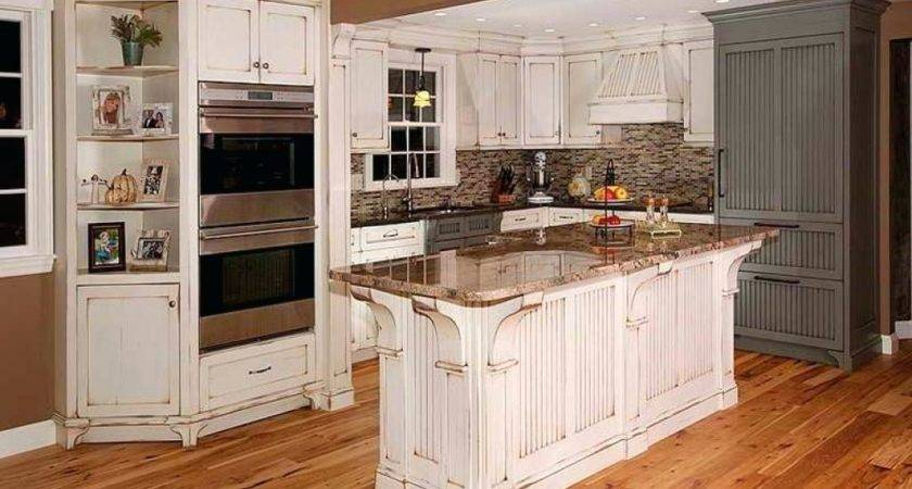 Rustic White Kitchen Cabinets Ideas Smith Design