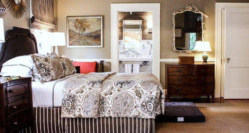 San Diego Green Brown Bedding Color Ideas Traditional