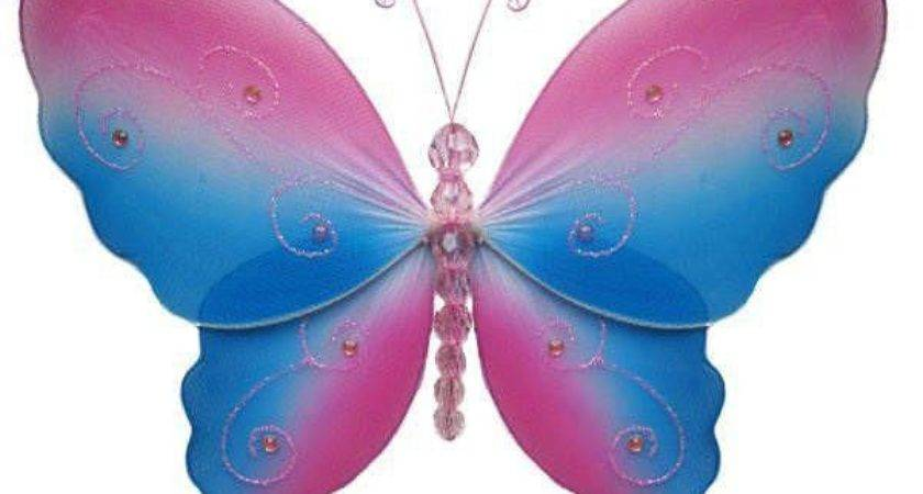 Serenity Butterfly Decoration
