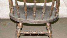 Set Captain Style Dining Room Chairs Olde Good Things