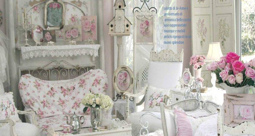 Shabby Chic Bedroom Ideas House Design French