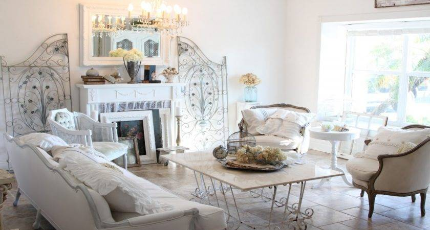 Shabby Chic Dining Chairs Living Room Ideas