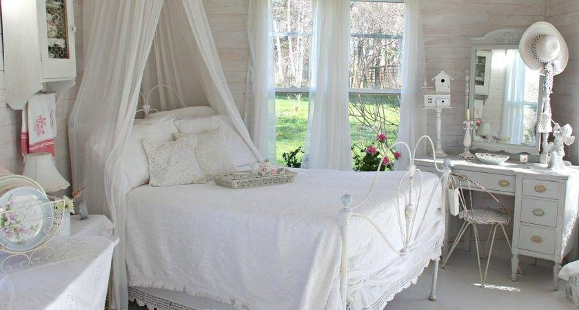 Shabby Chic Master Bedroom