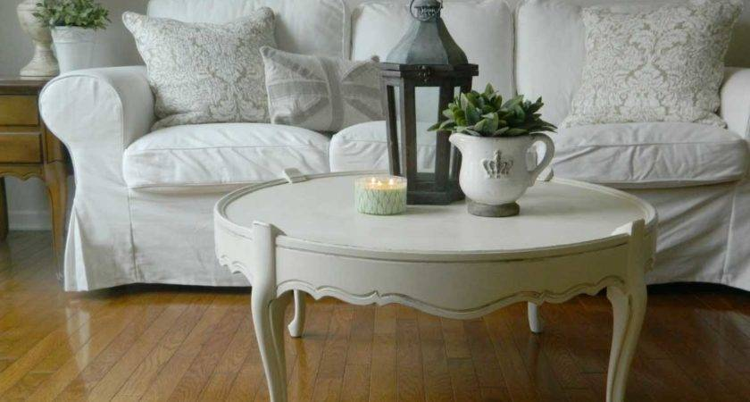 Shabby Chic Sofa Tables Table