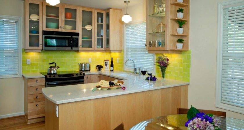 Shaped Kitchen Design Ideas Hgtv