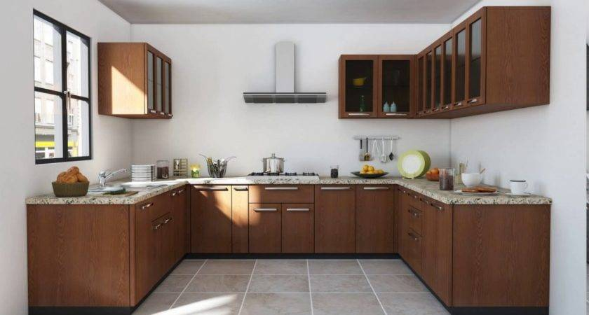 Shaped Kitchen Design Peenmedia
