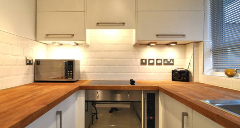 Shaped Kitchen Ideas Small Designs