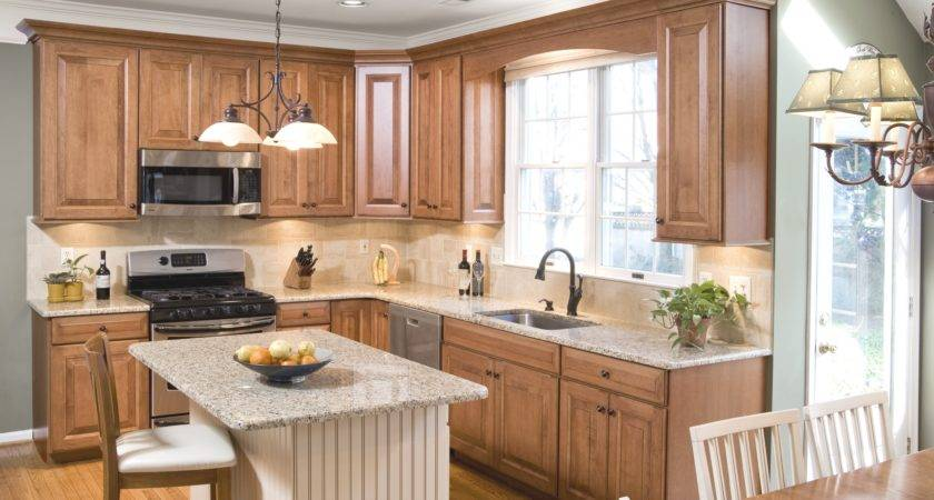 Shaped Kitchen Layout Ideas Room