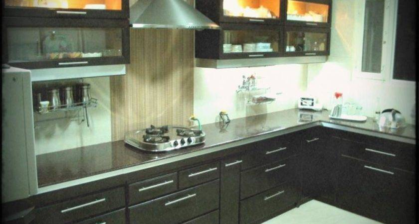 Shaped Modular Kitchen Designs Catalogue Cost