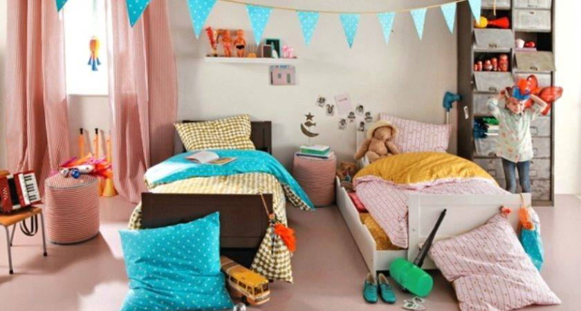 Shared Kids Rooms Inspiring Ideas Kidsomania