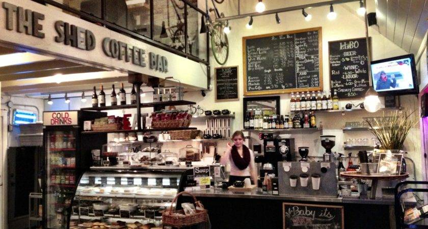 Shed Coffee Bar Things Orangeville