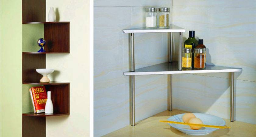 Shelving Small Spaces Creative Solutions