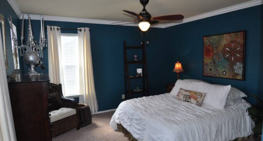 Sherwin Williams Really Teal Bedroom Home