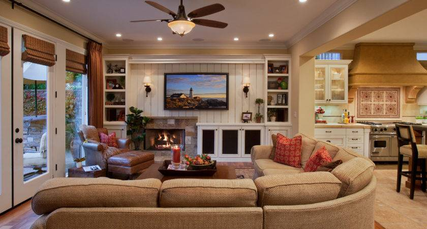 Shocking Red Sectional Sofa Recliner Decorating Ideas