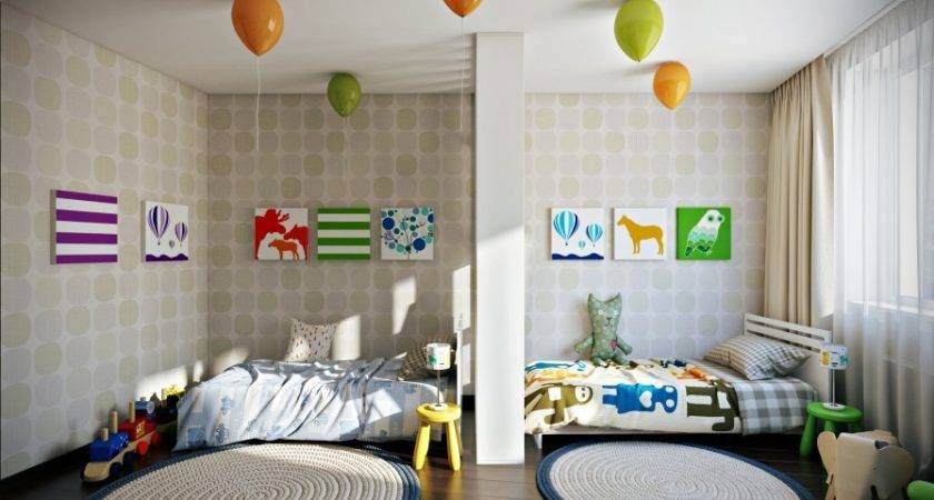 Sibling Spaces Design Tips Your Kids Shared Room