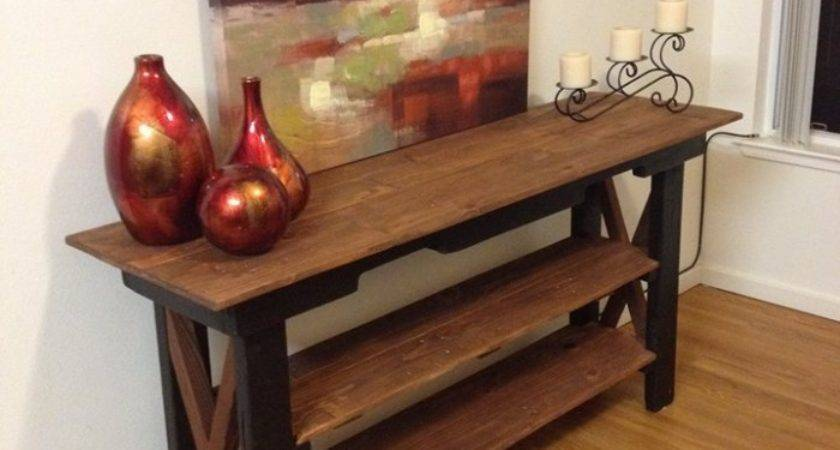 Side Table Out Pallet Wood Ideas Recycled