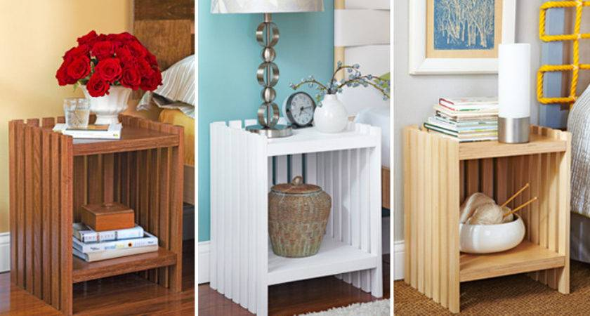 Side Table Ways
