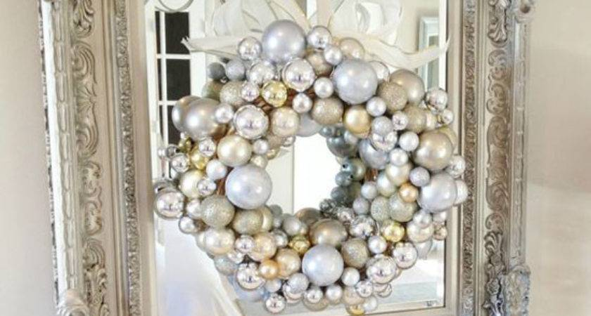 Silver Christmas Decorating Ideas All