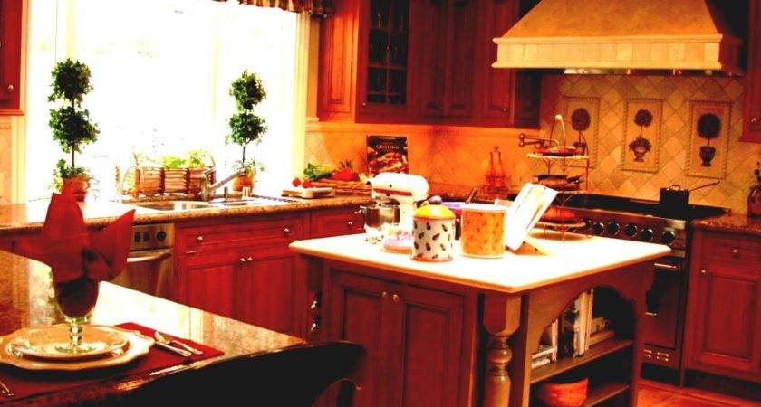 Simple Country Kitchen Wooden Flooring Best