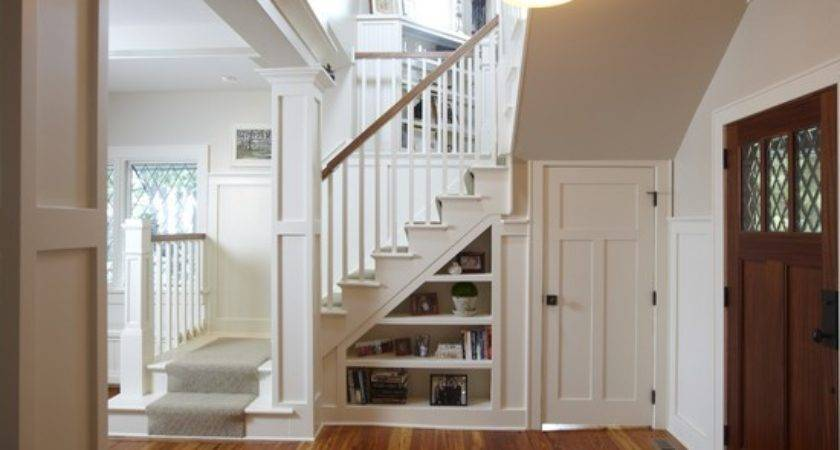 Simple Staircase Beautiful Homes Design