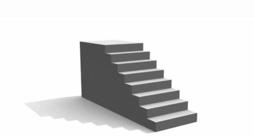 Simple Stairs Model Sharecg
