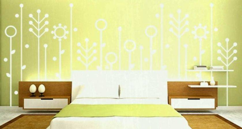 Simple Wall Paint Designs Home Decoration Artcoll