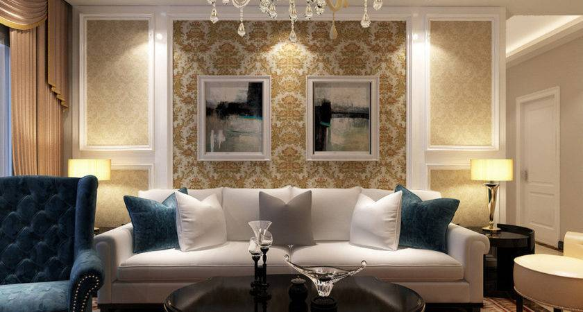 Sitting Room Lighting Design
