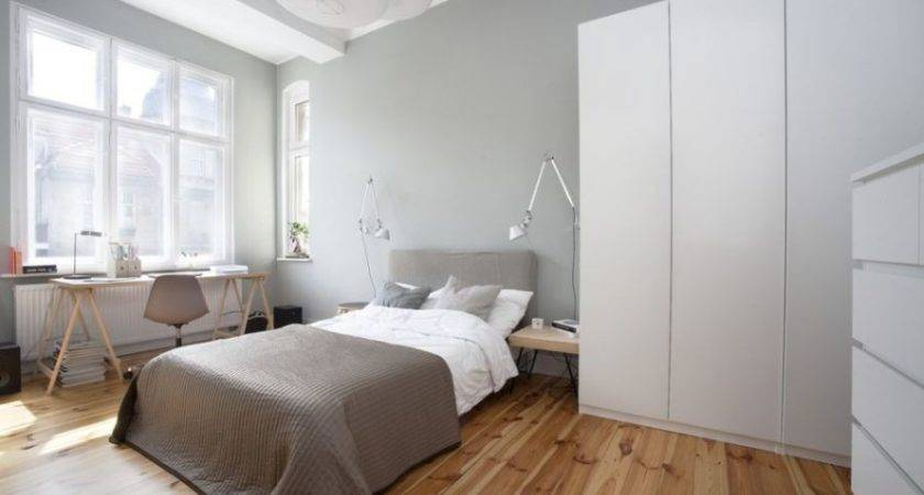 Small Apartment Poznan Poland Showcases Cool