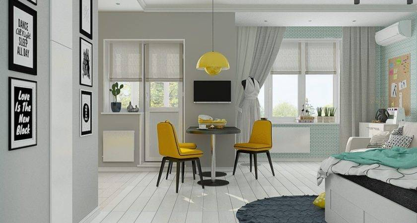 Small Beautiful Apartments Under Square Meters
