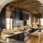 Small Cabin Kitchens Interior Design Ideas