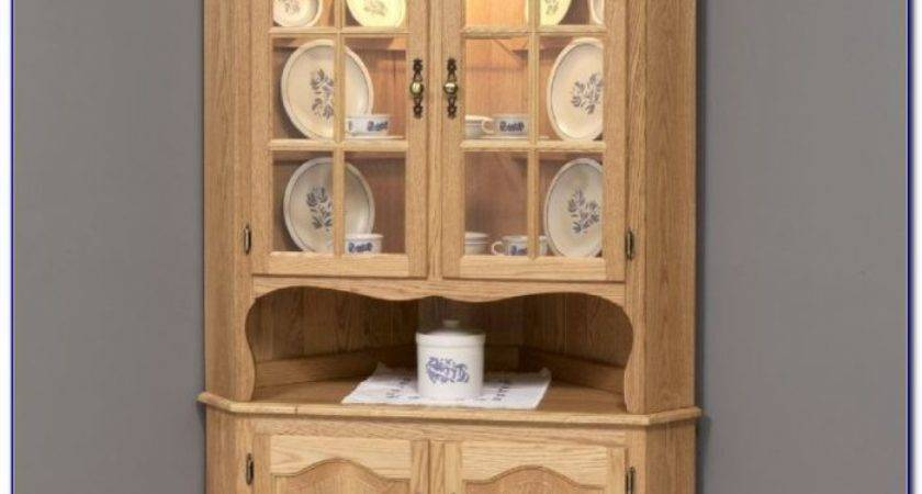 Small Dining Room Corner Hutch Home