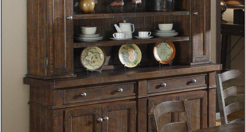 Small Dining Room Hutch Buffet Home
