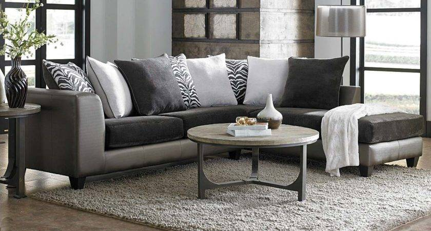Small Gray Sectional Sofa Find Piece