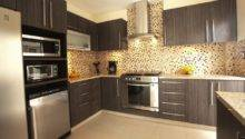 Small House Kitchen Modern Cabinetry