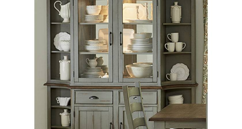 Small Hutch Dining Room Awesome