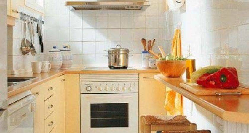 Small Kitchen Solutions Interesting