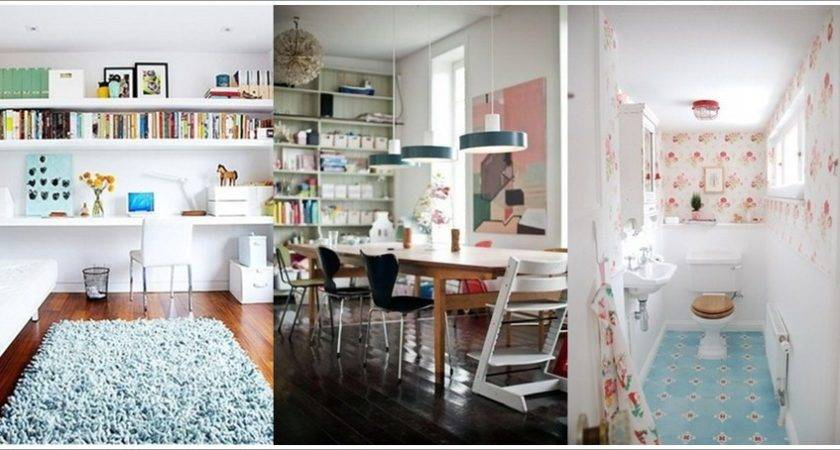 Small Spaces Ideas Homes Space