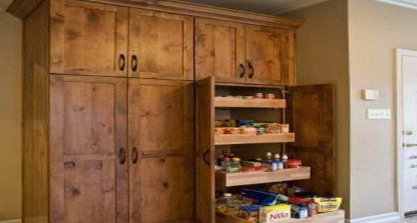 Small Standing Kitchen Cabinet