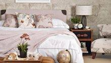 Soft Pink Taupe Bedroom Map