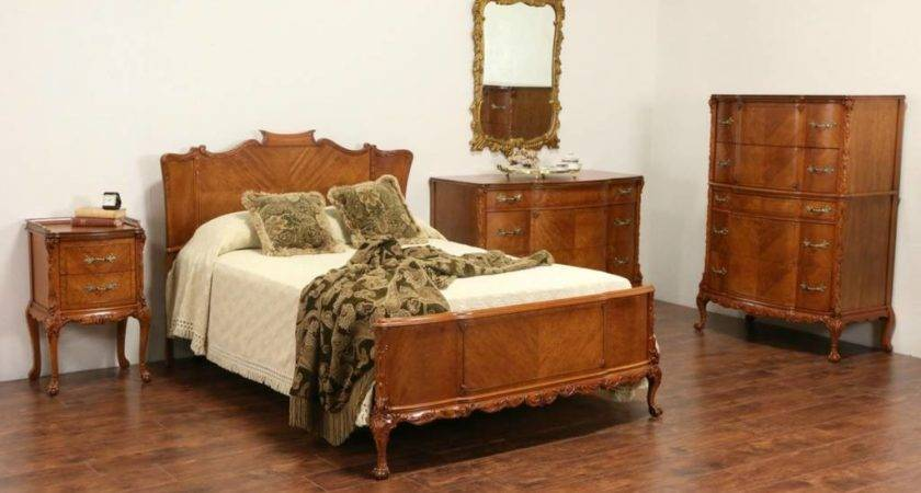Sold French Style Satinwood