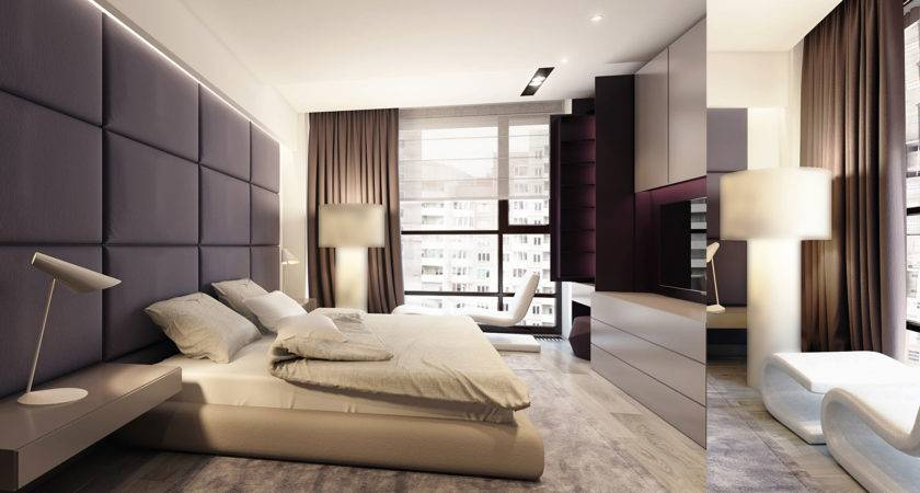 Sophisticated Apartment Rich Wood Accents