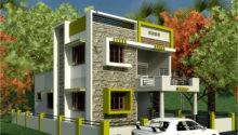 South Indian Style New Modern Feet House Design