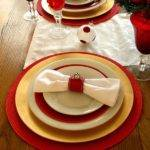 Southern Scraps Santa Baby Christmas Tablescape