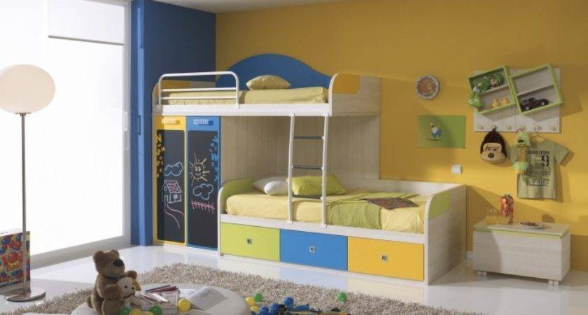 Space Saving Bed Photos Funky Bunk