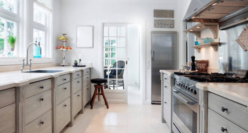 Special Considerations Galley Kitchenselect
