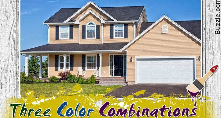 Spectacular Exterior Paint Color Combinations Uplift