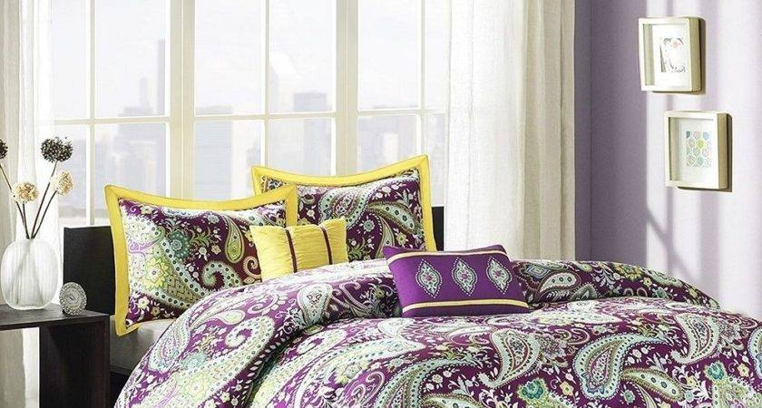 Splendid Purple Bedroom Ideas Love