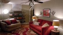 Spotlight Basement Living Space Functional Fashionable