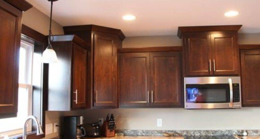 Staggered Kitchen Cabinets Ideas Remodel Decor